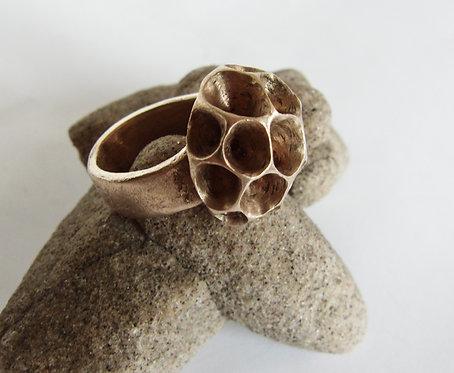 Honeycomb Ring II.