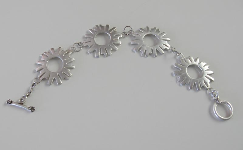 """""""Aztek Snow"""" Bracelet"""