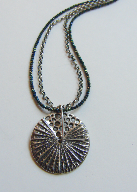 """Perception of Now"" Necklace"