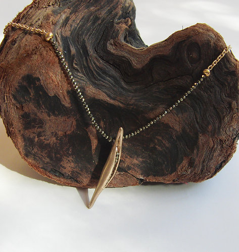 """""""Sprout"""" Necklace"""