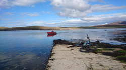 Ferry Kyle of Durness
