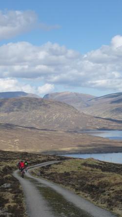 Loch Shin descent