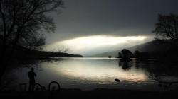 Dawn Loch Ossian