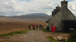 Bothy on way to Cape