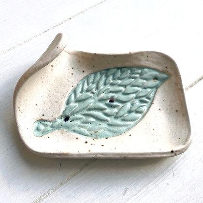 Soap Dish- Leaf