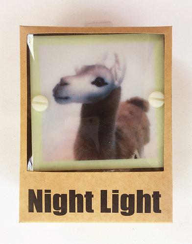 Llama Decorative LED Night Light