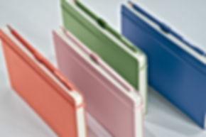 Muted Colours Notizbücher