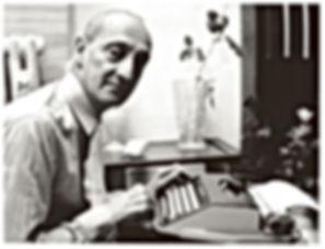 Giorgio Scerbanenco (c) Eredi Scerbanenco