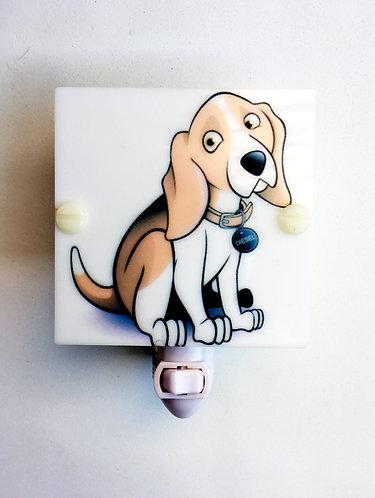 Beagle Decorative Night Light