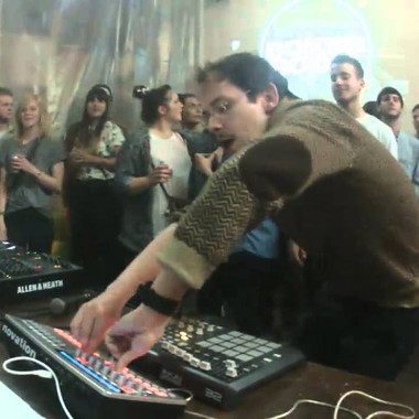 Boiler Room at Nuits Sonores 2013