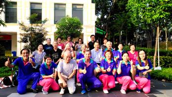 Praise Exercise Yishun