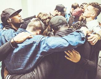 Men Together at Carshalton Baptist Church