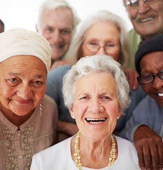 REfresh elderly programmes will go laughter, fun and games