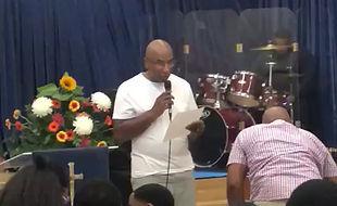 Carshalton Baptist Church Testimony