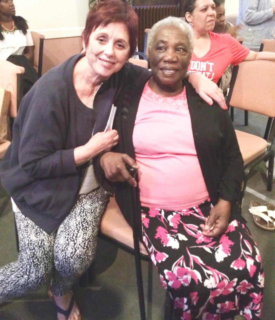REfresh elderly care