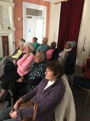 REfresh elderly seminars