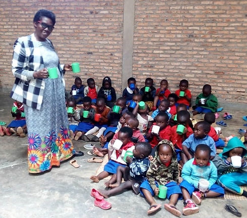 Love in Action supporting Rwanda schools