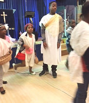 Carshalton Baptist Church Sunday School Nativity