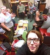 Carshalton Baptist Church cell group - fellowship and friendship