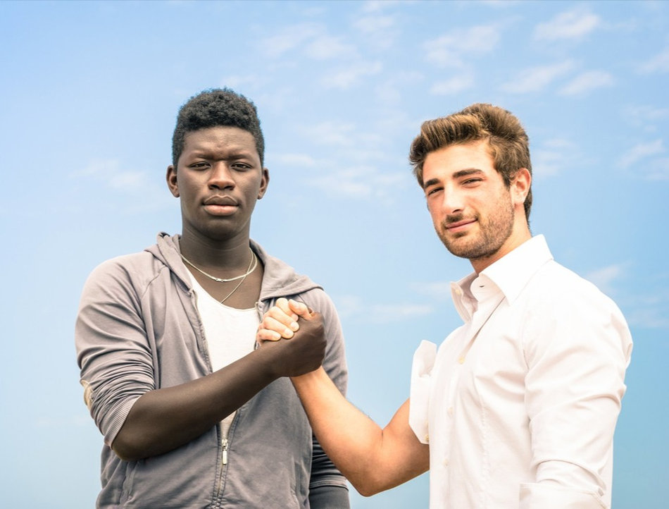 Men Together and friendship