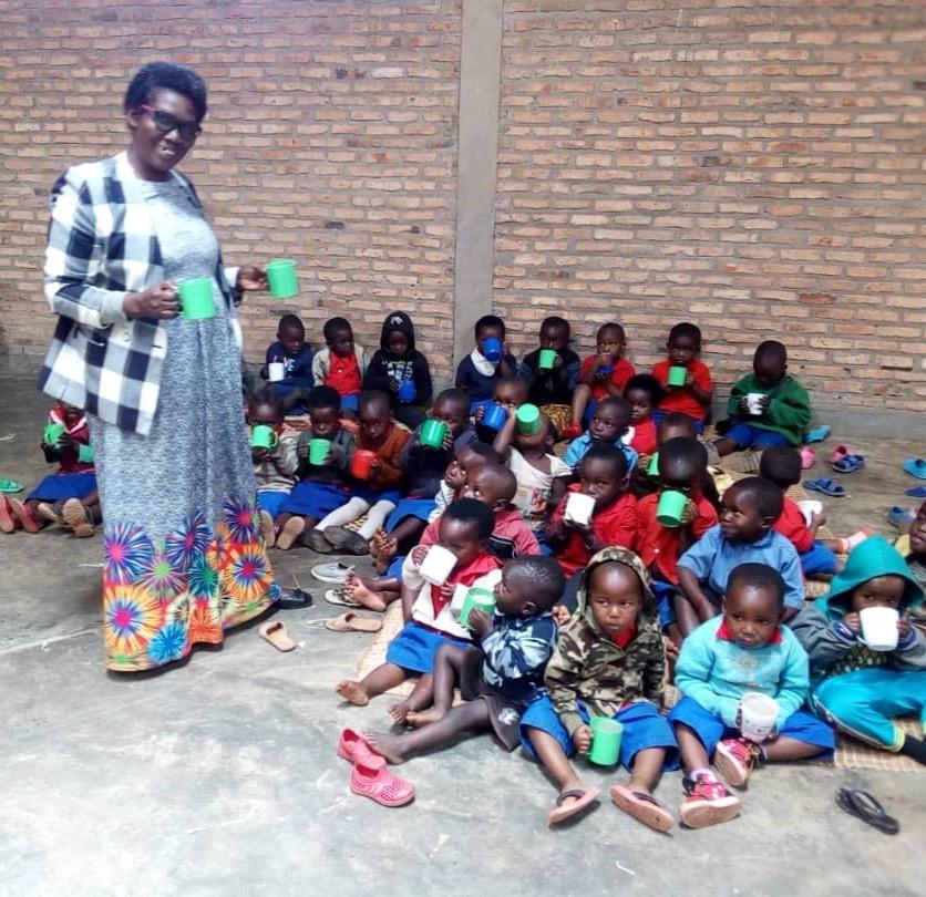 School in Rwanda