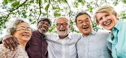 Elderly members of CBC Called Refresh