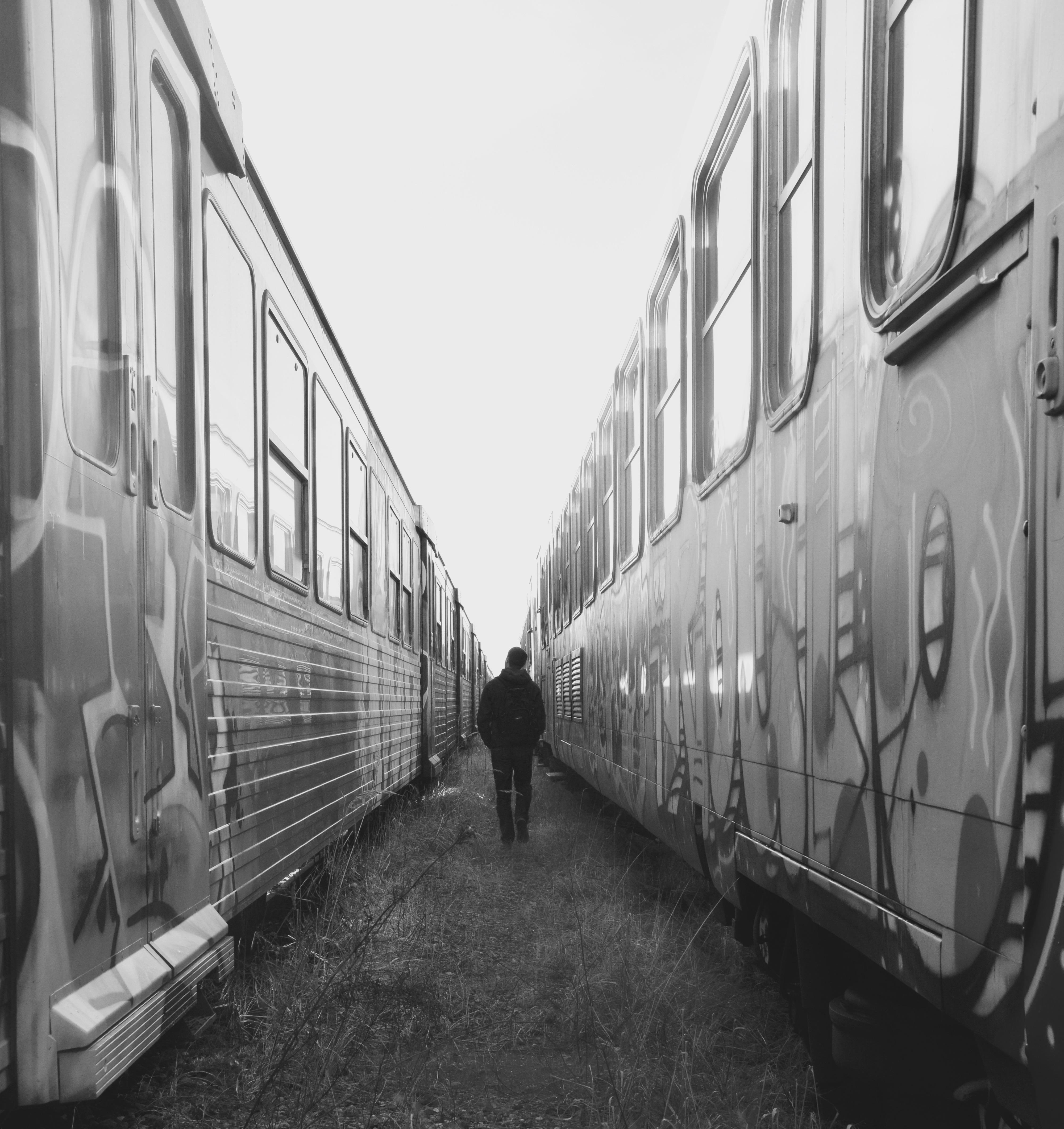 Max et les trains