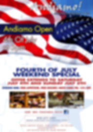 4th of July Weekend Special At Andiamo