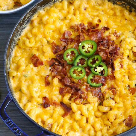 Jalapeno Popper Mac & Cheese | New AIM Club Recipe
