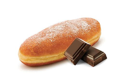 Beignet au chocolat