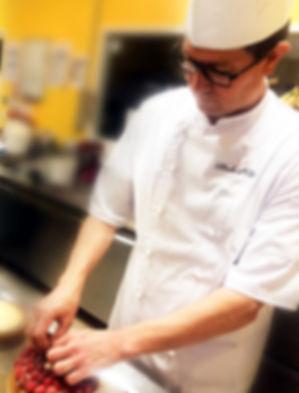 Laurent Tuphé Chef Pâtissier