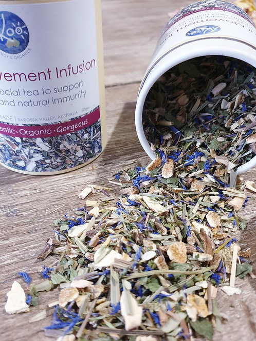Soul Movement Tea (Herbal Infusion) 50gm