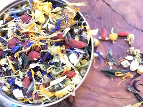 Happy Soul Tea (Herbal Infusion) 50gm