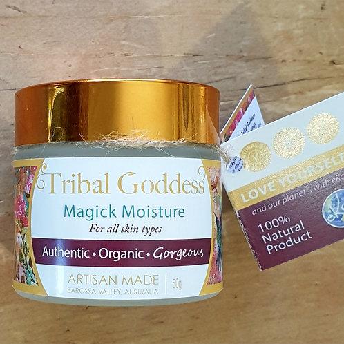 Tribal Goddess Magic Moisture 50gm