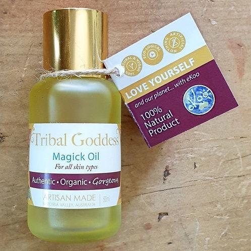 Tribal Goddess Magic Oil 60ml