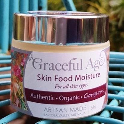 Graceful Age Skin Food Moisturiser 50gm