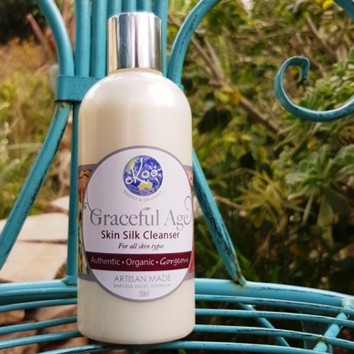 Graceful Age Skin Silk Cleanser 250ml