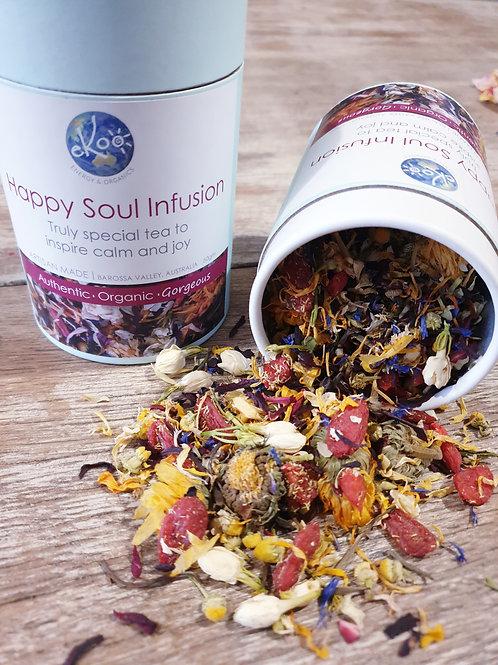 Happy Soul Tea (Herbal Infusion) 50gm