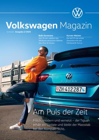 Volkswagen Magazin Schweiz