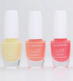 Pack x 12 Lissevan - Cremoso pastel - 10ml