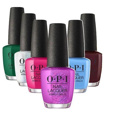 Pack x 12 OPI - Nail Lacquer- 15ml