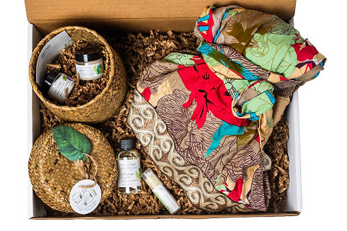 box of gifts