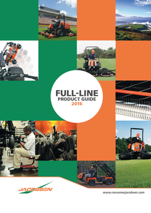 Jacobsen Full-Line Product Guide