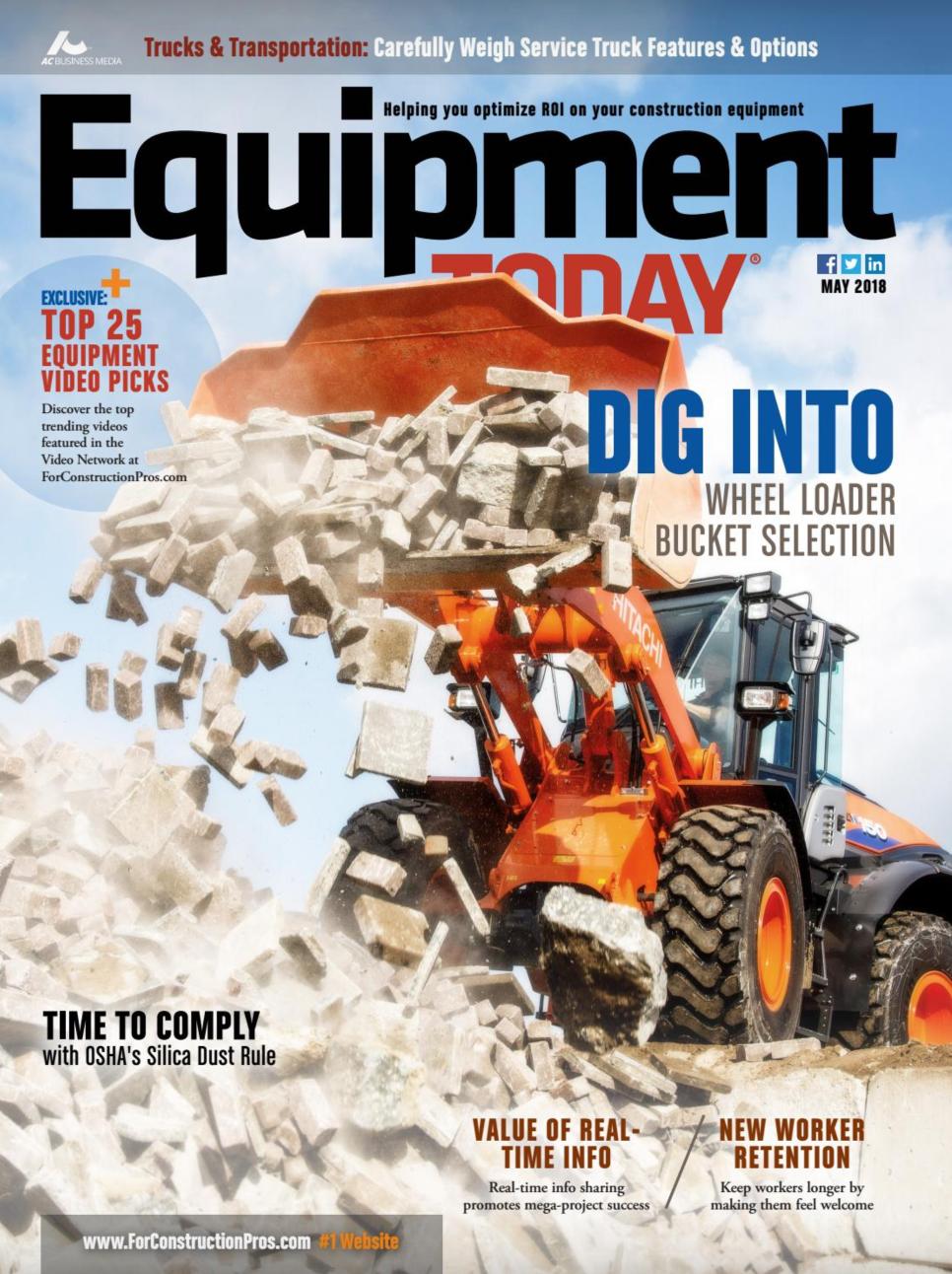 May 18 Equipment Today Magazine