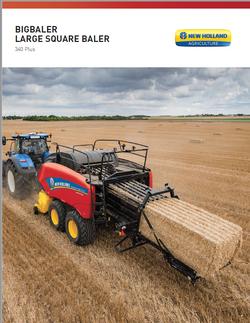 New Holland Big Baler Plus Brochure
