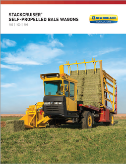 New Holland Harobed