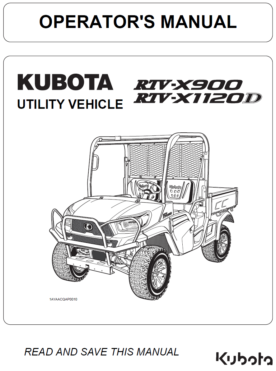 [FPER_4992]  62C5ADD Kubota Rtv 900 Shop Manual | Wiring Library | Kubota Rtv 1140 Cpx Wiring Diagram |  | Wiring Library
