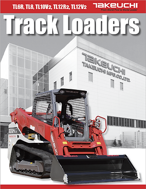 Takeuchi Track Loade Brochure