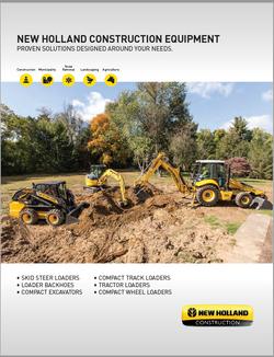 New Holland CE Brochure