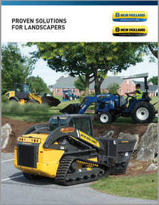 New Holland Buyers Guide for Landscapers